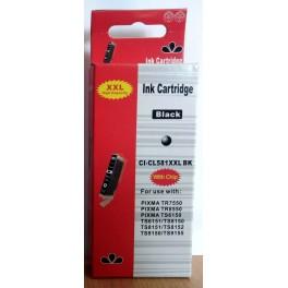 Canon CLI-581XXL bk foto černá - kompatibilní
