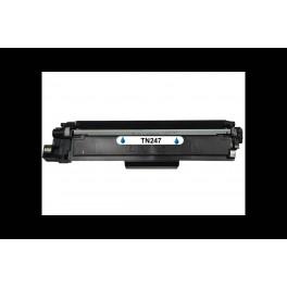 toner Brother TN-247C - modrý. kompatibilní pro 2300 stran