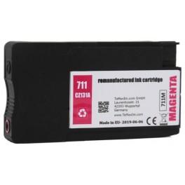 HP 711 (CZ131A) červená kompatibilní, 29 ml