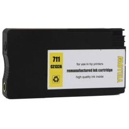 HP 711 (CZ132A) žlutá kompatibilní, 29 ml